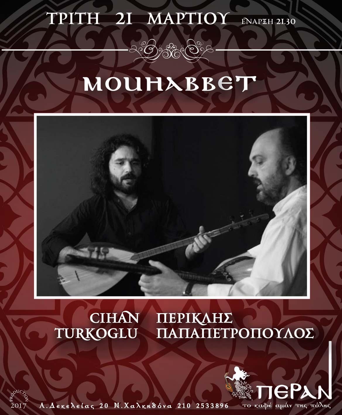 MOUHABBET 21-3